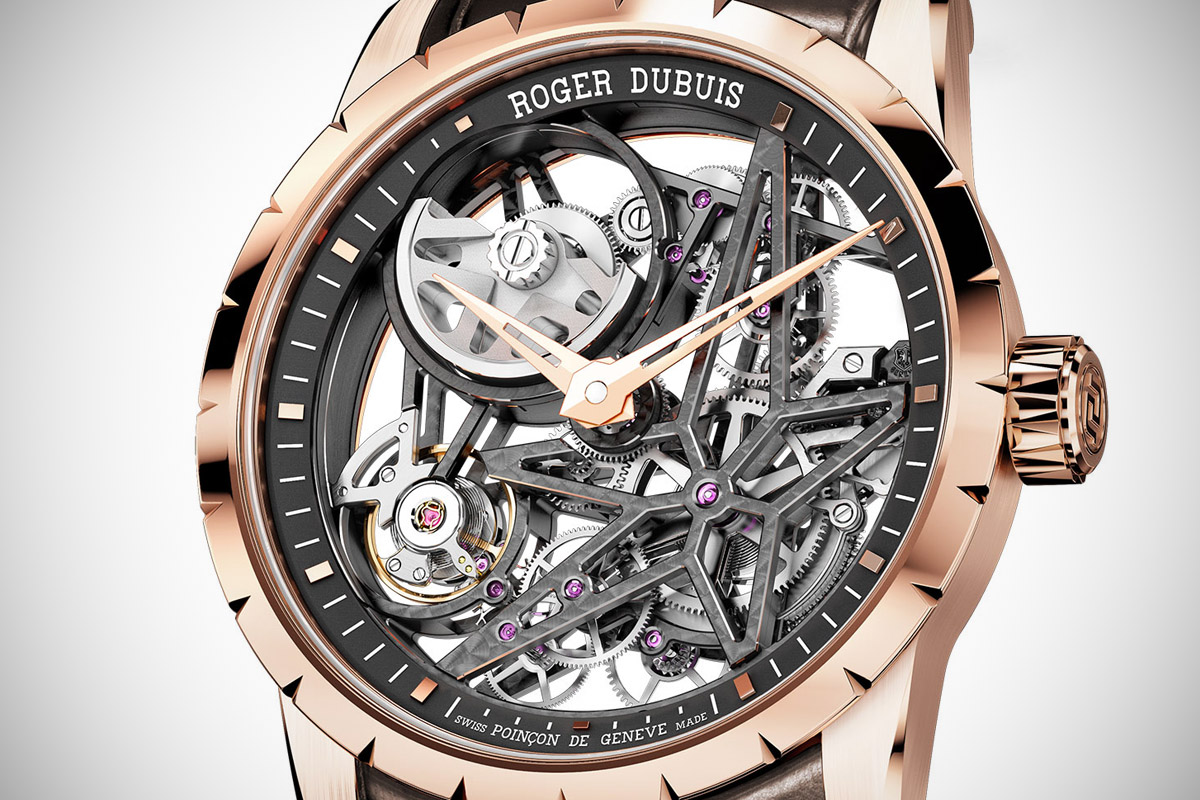 Roger Dubuis Excalibur Automatic Skeleton - 3