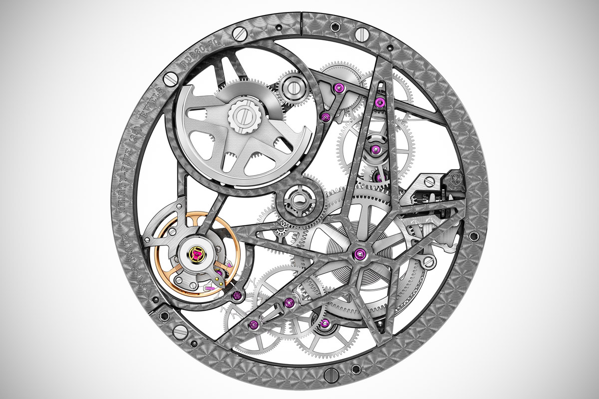 Roger Dubuis Excalibur Automatic Skeleton - 4