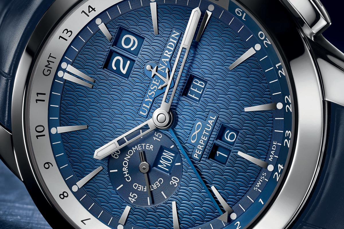 Ulysse Nardin Perpetual Calendar GMT Boutique Edition - 1