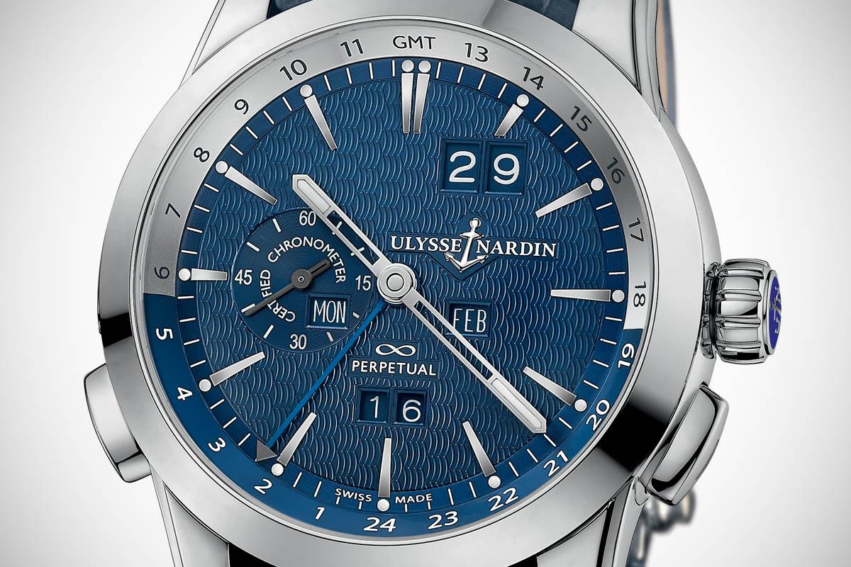 Ulysse Nardin Perpetual Calendar GMT Boutique Edition - 2