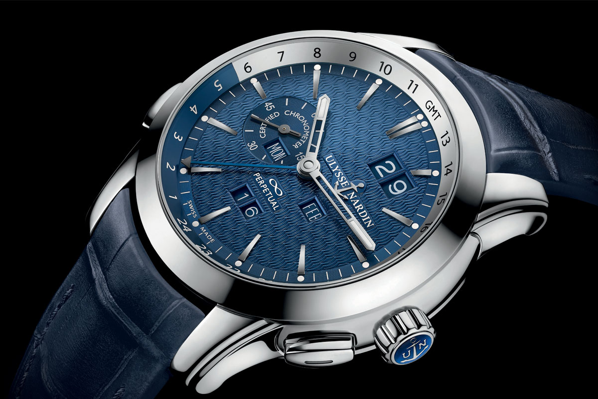 Ulysse Nardin Perpetual Calendar GMT Boutique Edition - 3