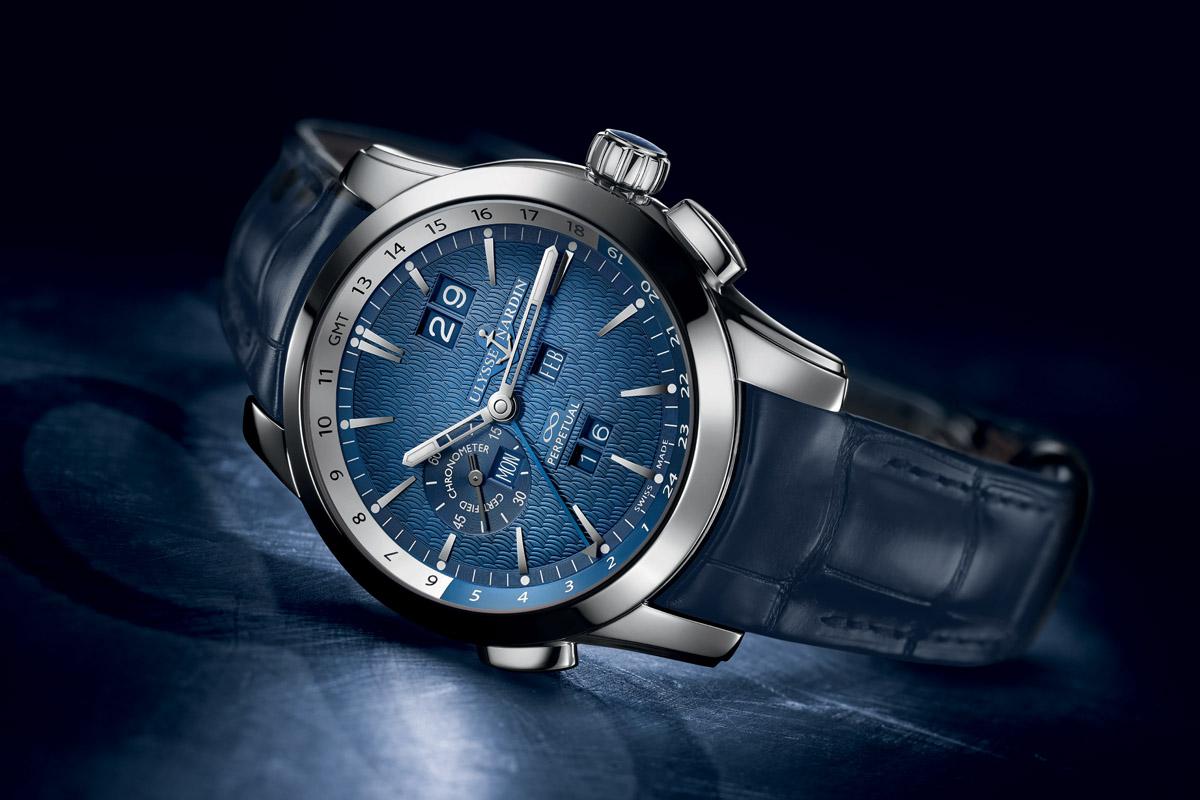 Ulysse Nardin Perpetual Calendar GMT Boutique Edition - 4