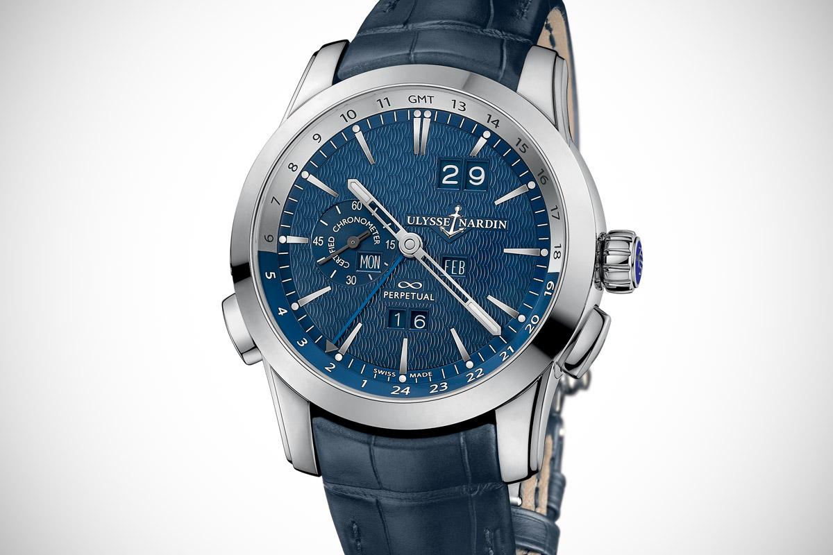 Ulysse Nardin Perpetual Calendar GMT Boutique Edition - 5