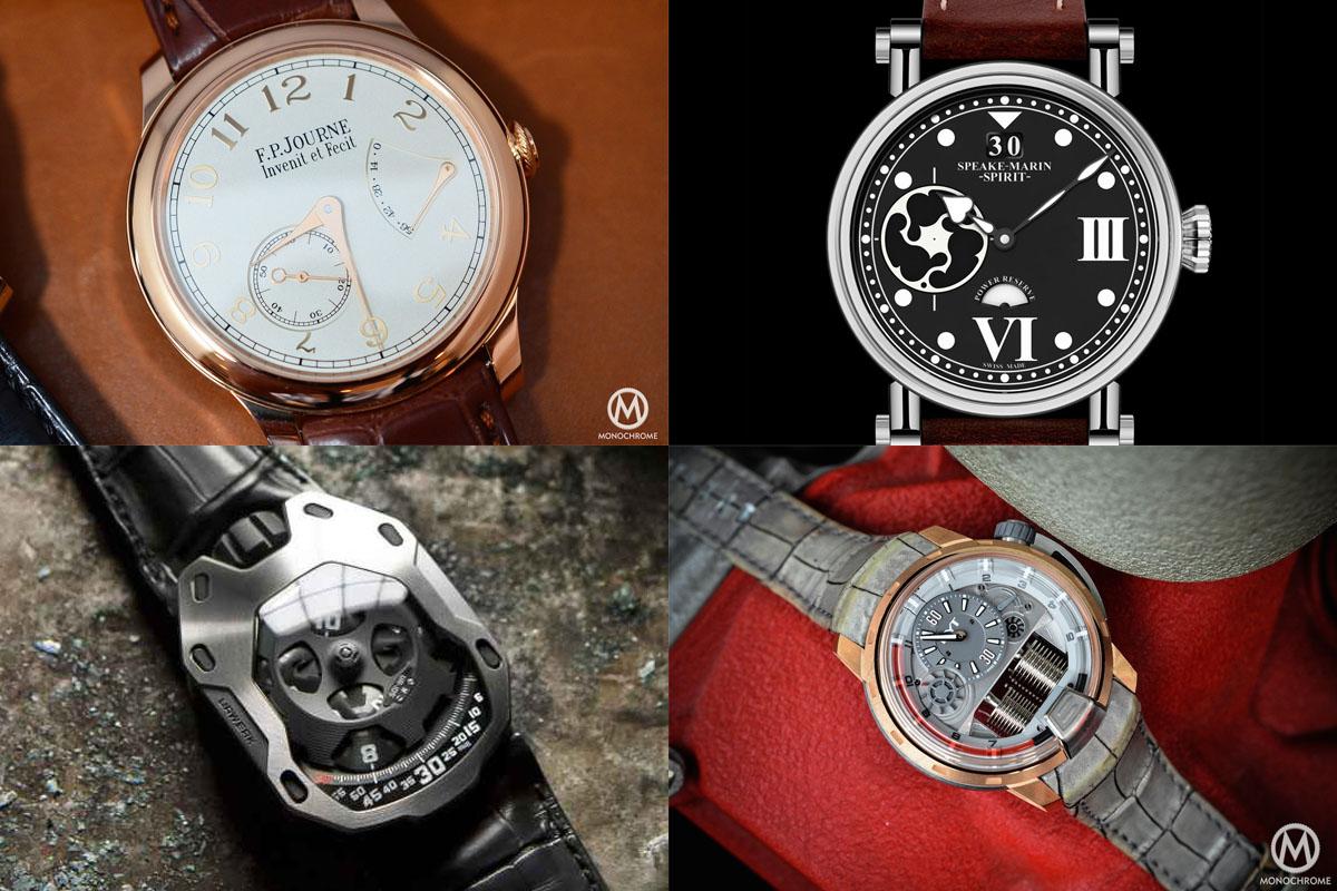 best independent watchmaking 2014