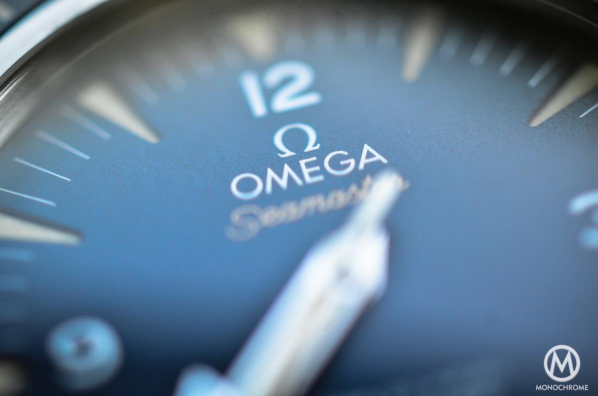 omega seamaster 300 master co-axial titanium - 13