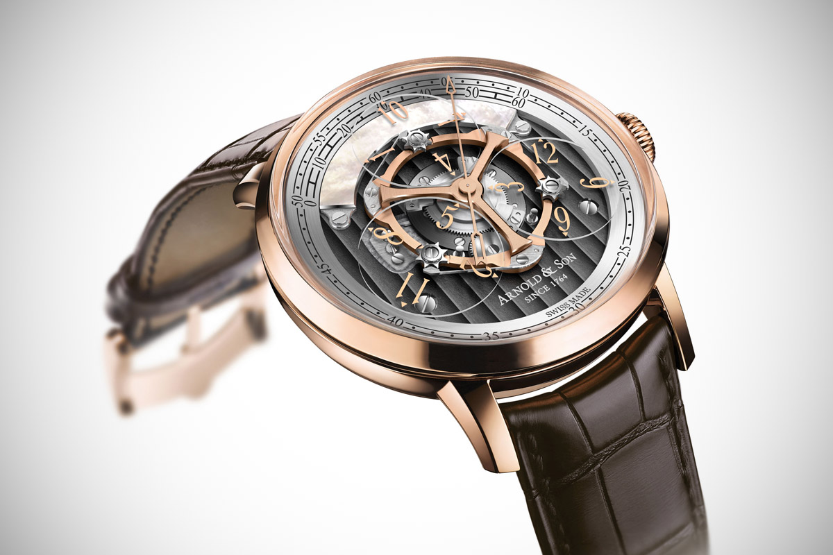 Arnold and Son Instrument Collection - Golden Wheel - 1