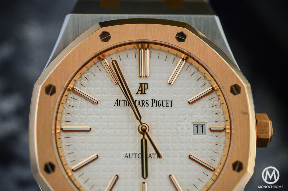 Audemars Piguet Royal Oak 15400 Two-Tones - 2