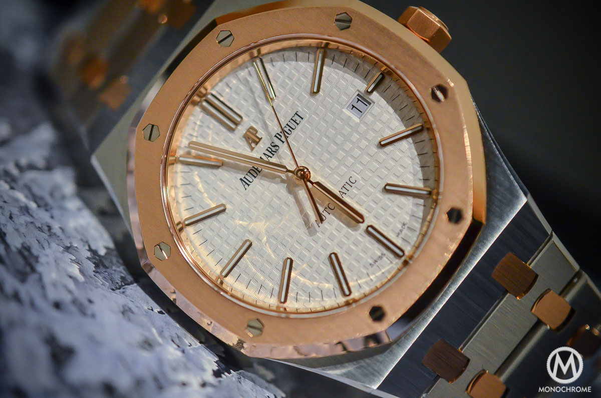 Audemars Piguet Royal Oak 15400 Two-Tones - 3