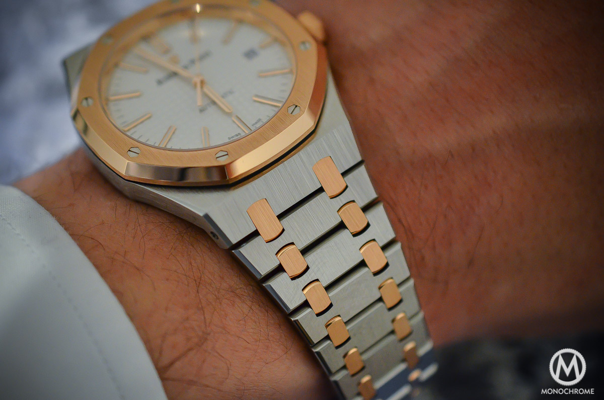 Audemars-Piguet-Royal-Oak-15400-Two-Tones-9