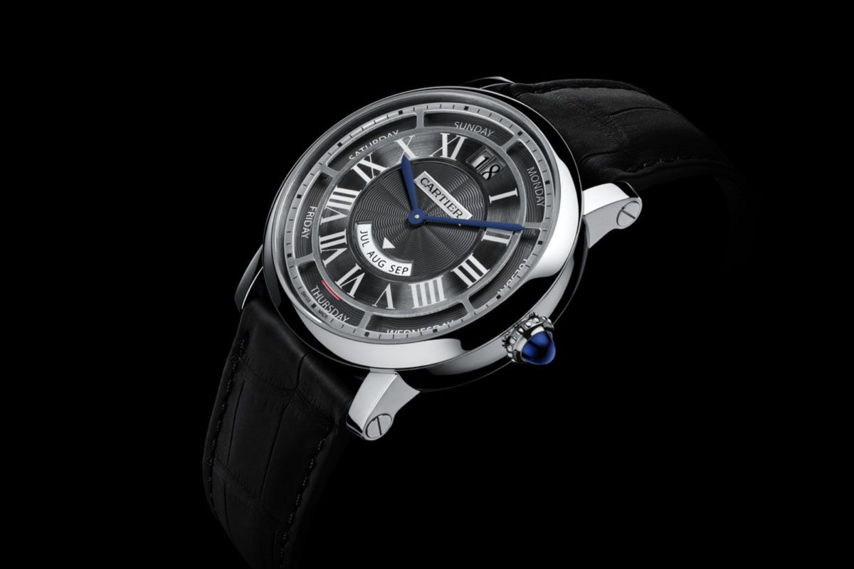 Cartier Rotonde Annual Calendar 40mm - 1