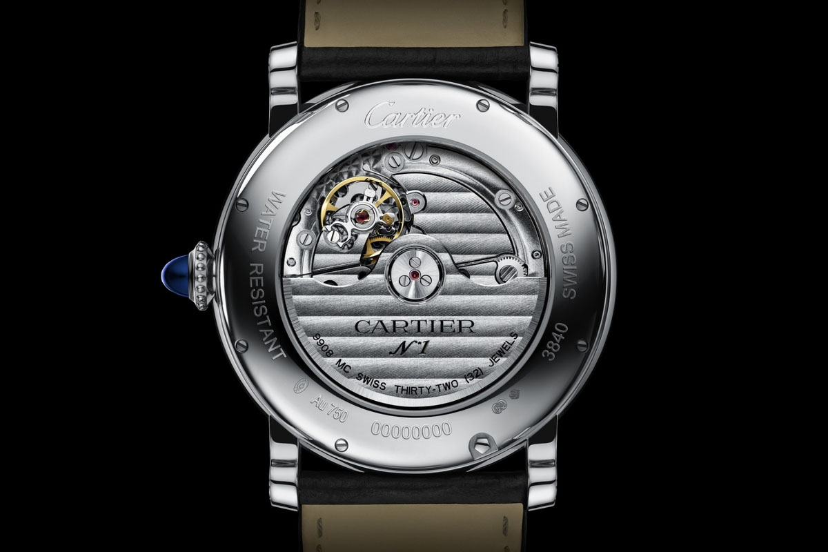 Cartier Rotonde Annual Calendar 40mm - 3