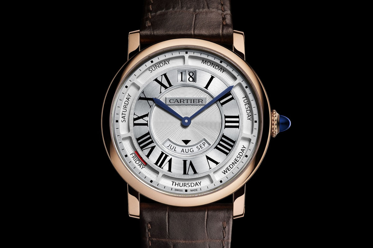 Cartier Rotonde Annual Calendar 40mm - 4