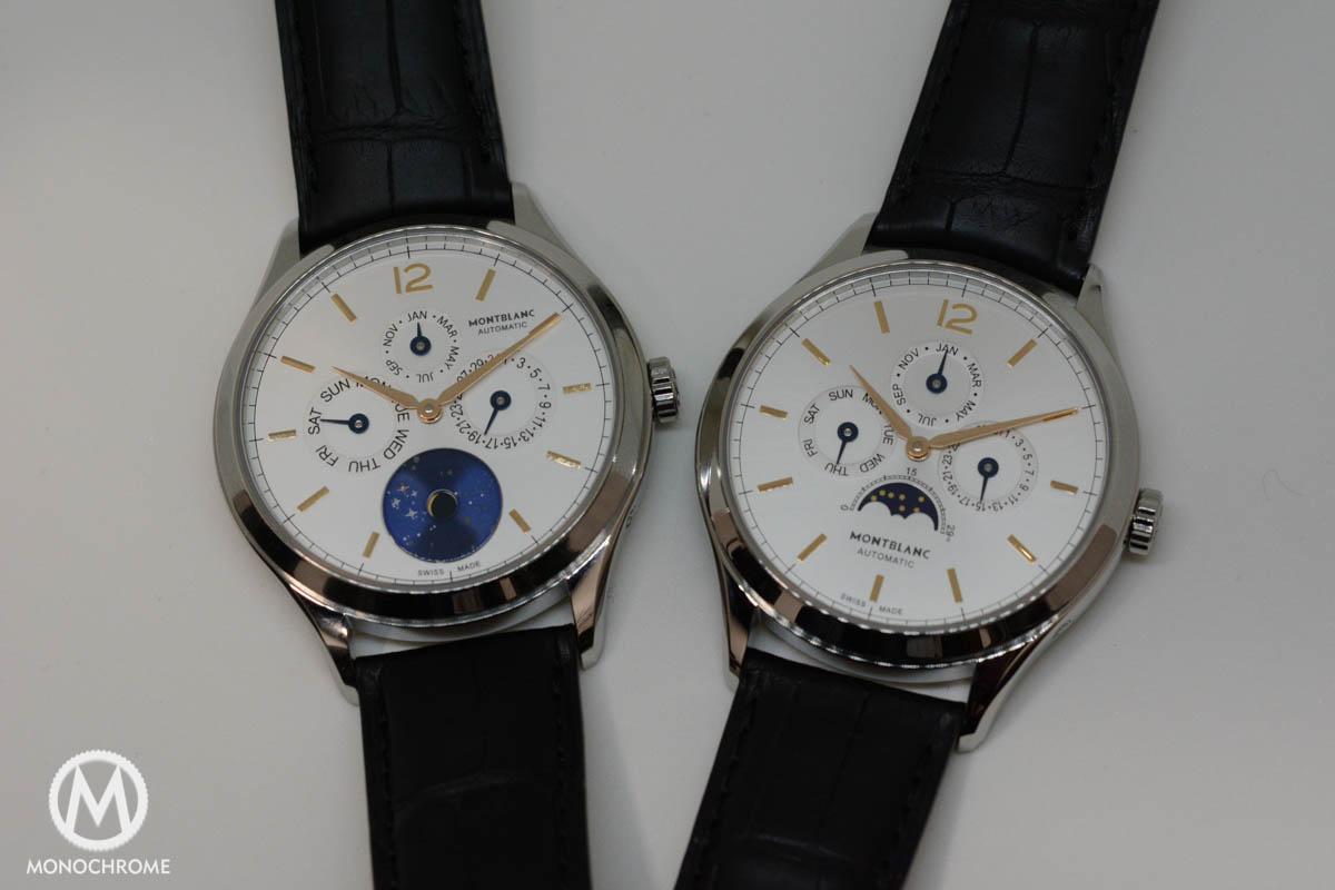 Montblanc Heritage Chronometrie Quantieme Annuel
