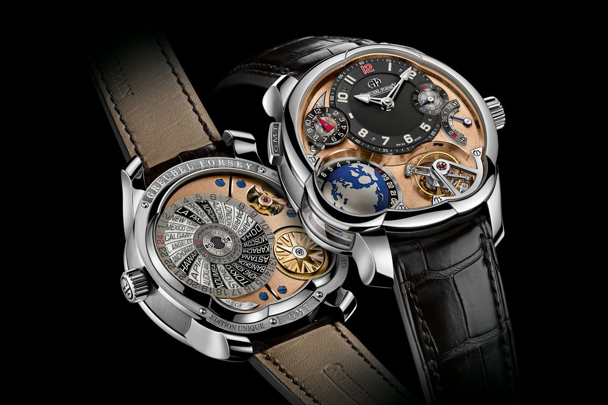 Greubel Forsey GMT 5N Movement - 2