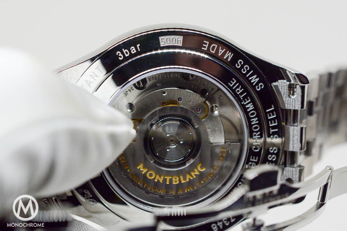 Montblanc Heritage Chromometrie Dual Time