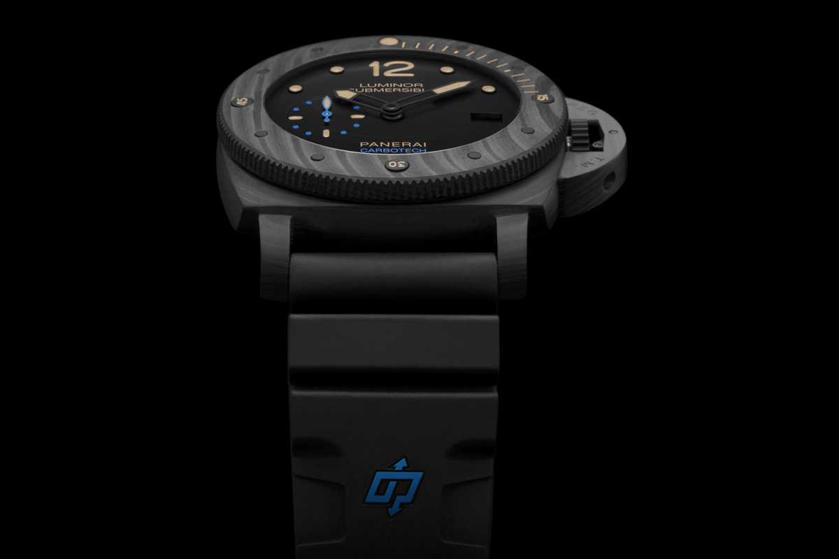 Panerai Luminor Submersible 1950 Carbotech 3 Days Automatic - 47mm PAM00616 - 2