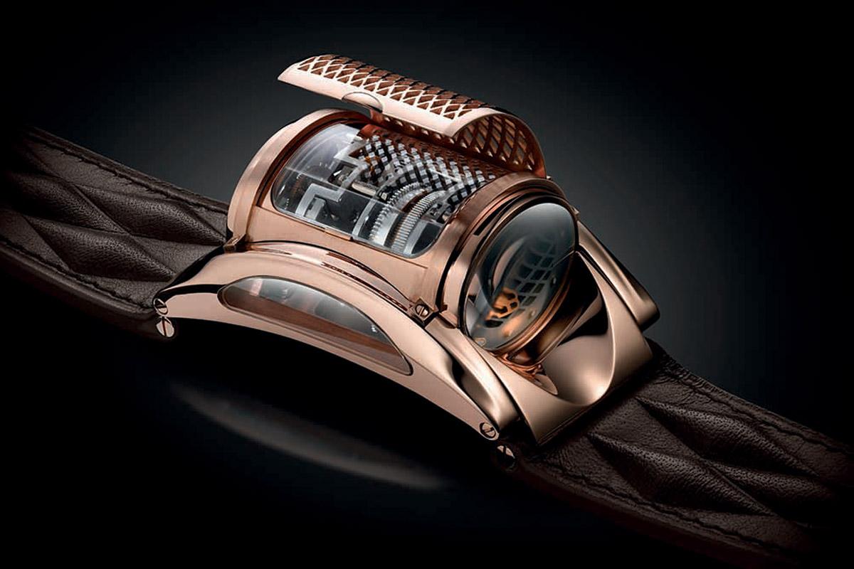Parmigiani Fleurier Bugatti type 370 Revelation