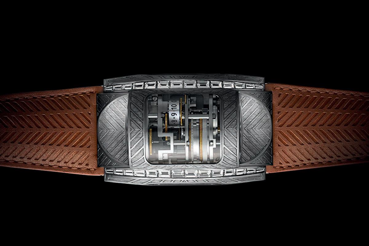 Parmigiani Fleurier Bugatti type 370 victoire