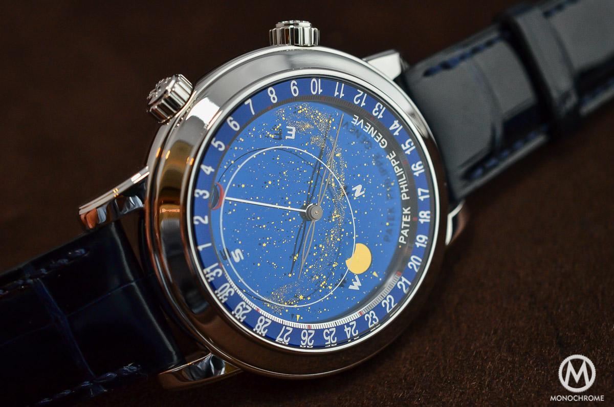 Patek Philippe 6102P Sky Moon Celestial - 7