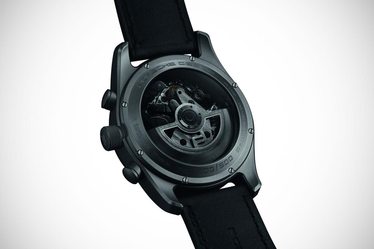 Porsche Design Chronograph Titanium - 1