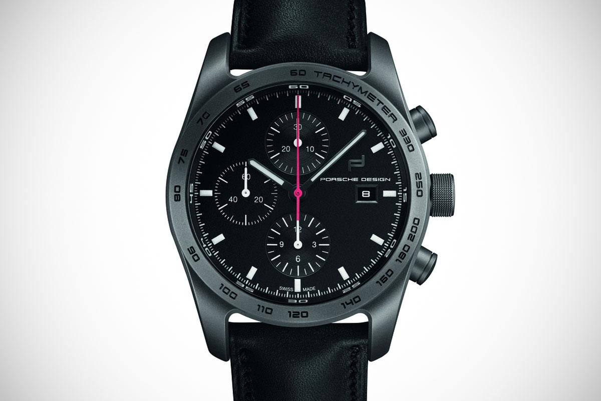 Porsche Design Chronograph Titanium - 2