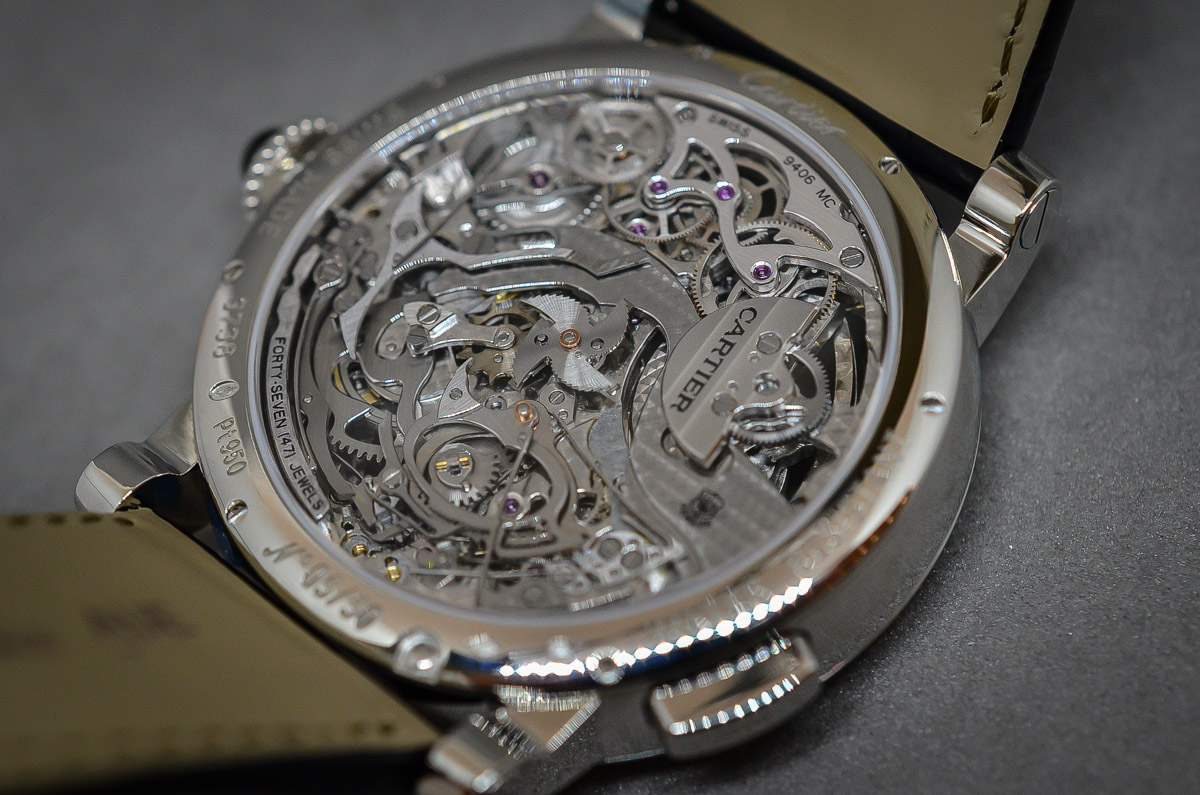 SIHH 2015 - Hands-on with the Rotonde de Cartier Grand Complication ... 01442f8cc3