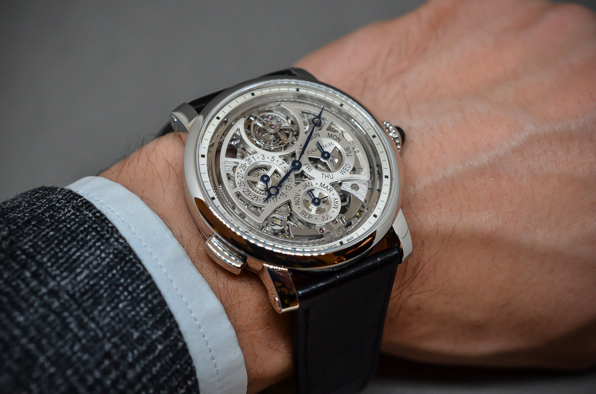 SIHH 2015 – Hands-on with the Rotonde de Cartier Grand Complication Calibr. 00ee4bcbdf