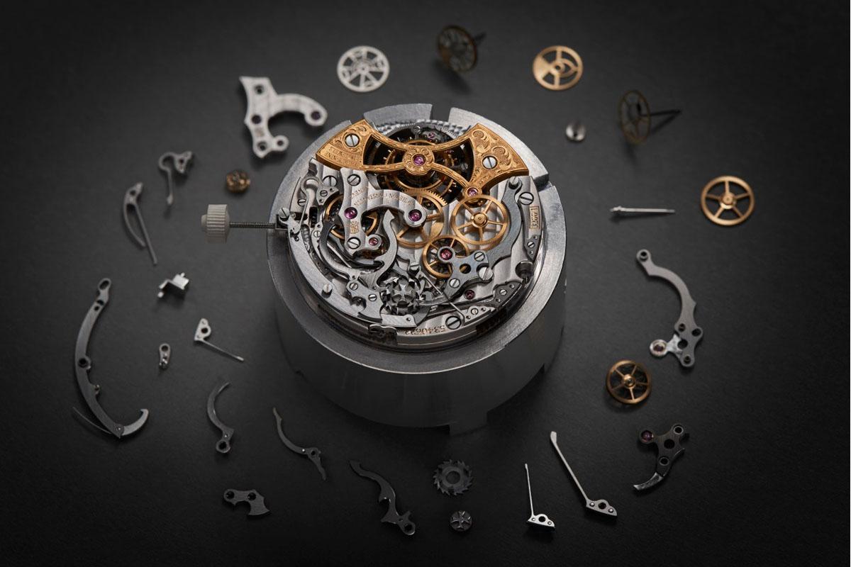 Vacheron Constantin Harmony Tourbillon Chronograph Caliber 3200 - 2