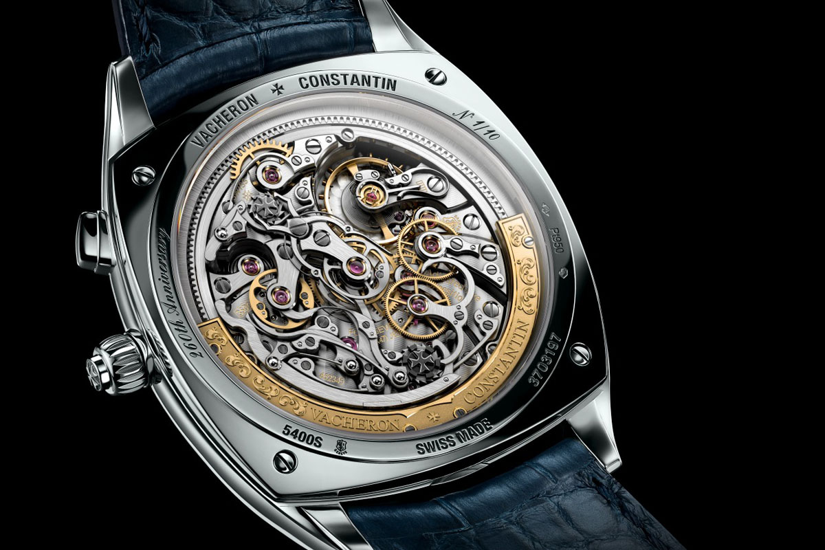 Vacheron Constantin Harmony Ultra-Thin Grande Complication Chronograph Caliber 3500 - 2