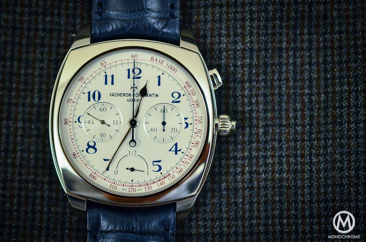 Vacheron Constantin Harmony Ultra-Thin Grande Complication Chronograph Caliber 3500 - 2