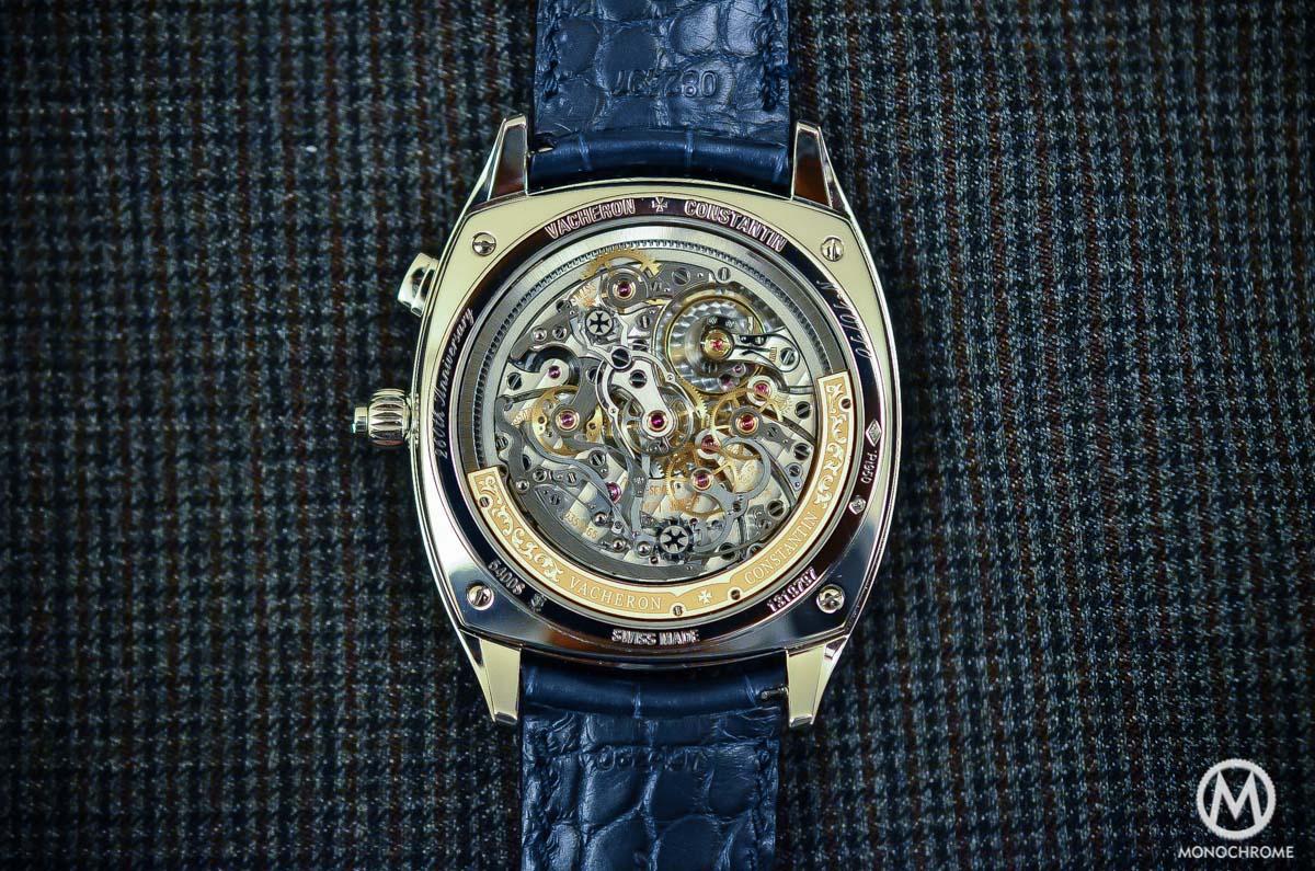 Vacheron Constantin Harmony Ultra-Thin Grande Complication Chronograph Caliber 3500 - 6