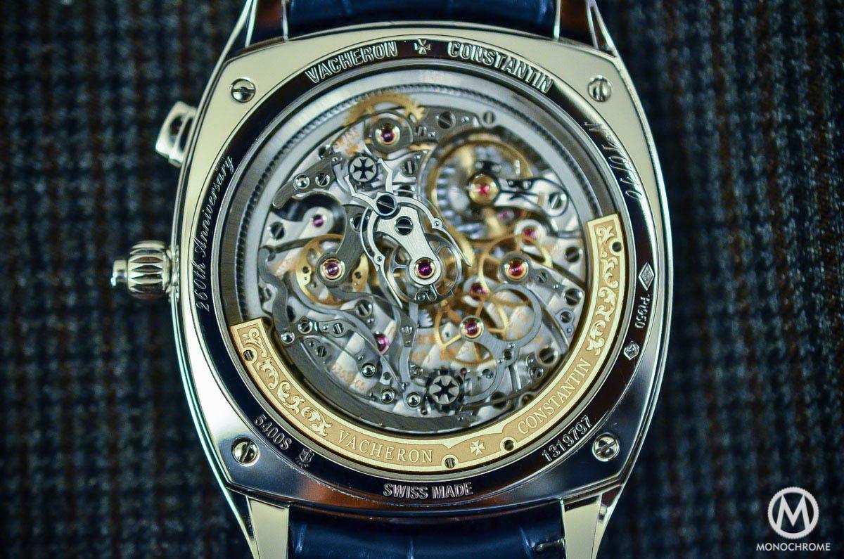 Vacheron Constantin Harmony Ultra-Thin Grande Complication Chronograph Caliber 3500 - 7
