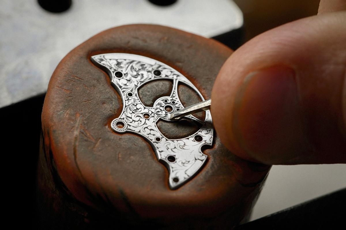 Vacheron_Constatin_Metiers_d'Art_Mecaniques_Gravees_Engraving_1