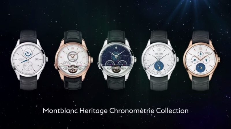 Montblanc Heritage Chronometrie collection