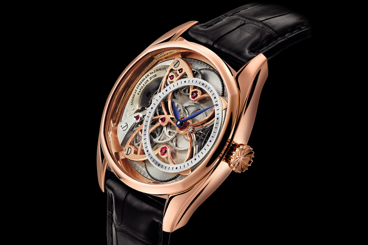 Andreas Strehler Papillon d'Or - 1