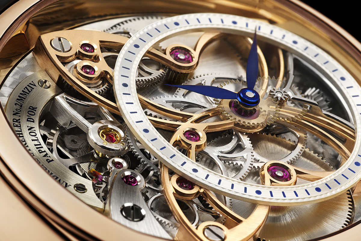 Andreas Strehler Papillon d'Or - 6