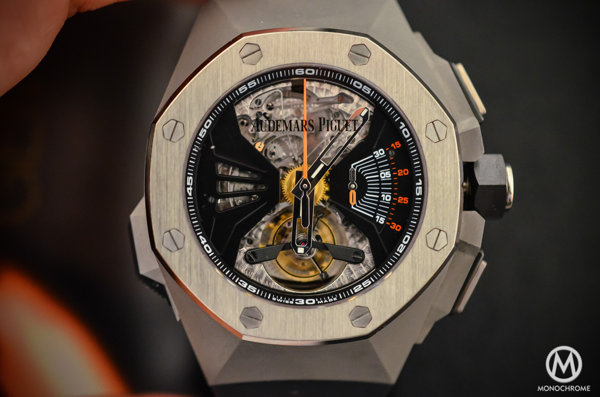 Audemars Piguet Royal Oak Concept RD1 Acoustic Research Minute Repeater - 2