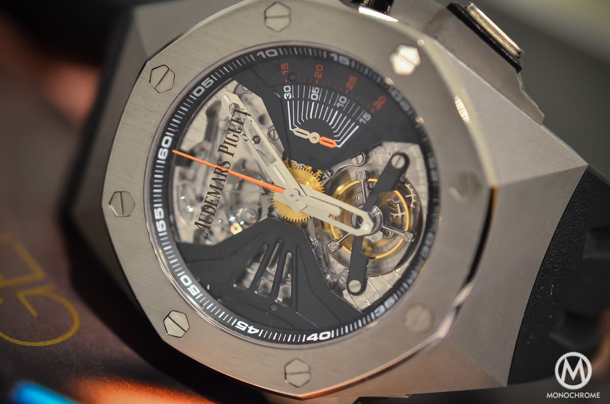 Audemars Piguet Royal Oak Concept RD1 Acoustic Research Minute Repeater - 4