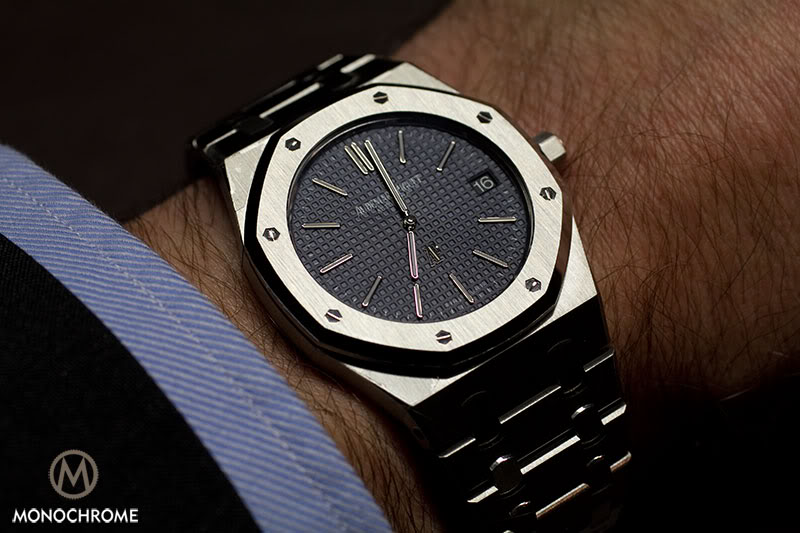 audemars piguet royal oak jumbo 2012