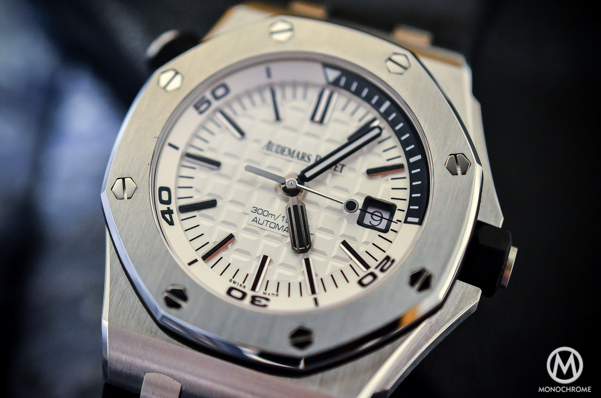 Audemars Piguet Royal Oak Offshore Diver ref. 15710 - 3