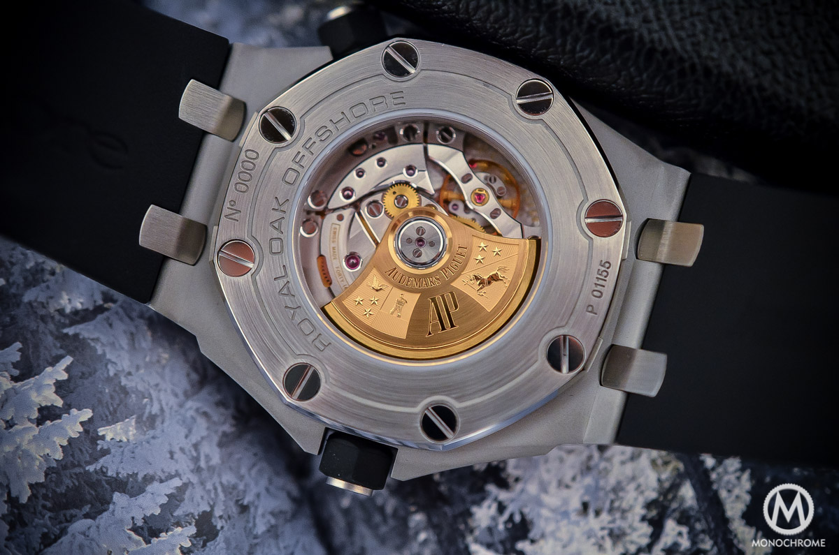 Audemars Piguet Royal Oak Offshore Diver ref. 15710 - 7