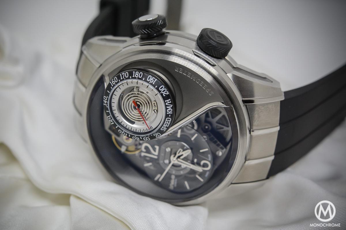 Breva Genie 03 Speedometer - 1