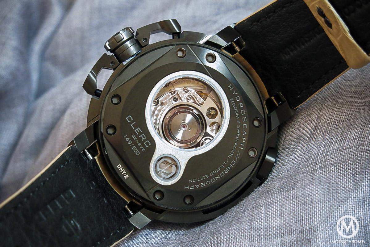 Clerc Hydroscaph chronograph - 1
