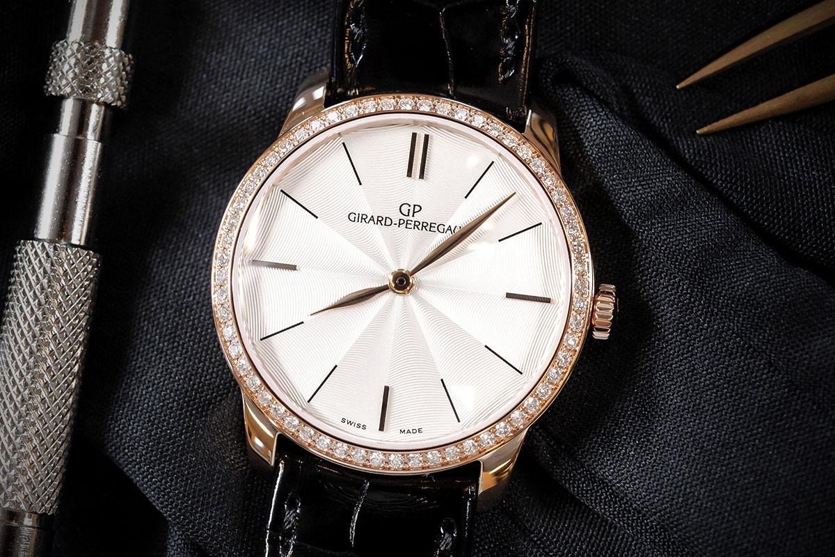 Girard Perregaux 1966 Guilloche dial - 3