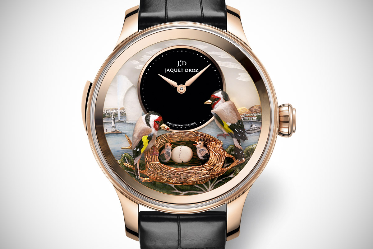 Jaquet Droz Bird Repeater Geneva - 1