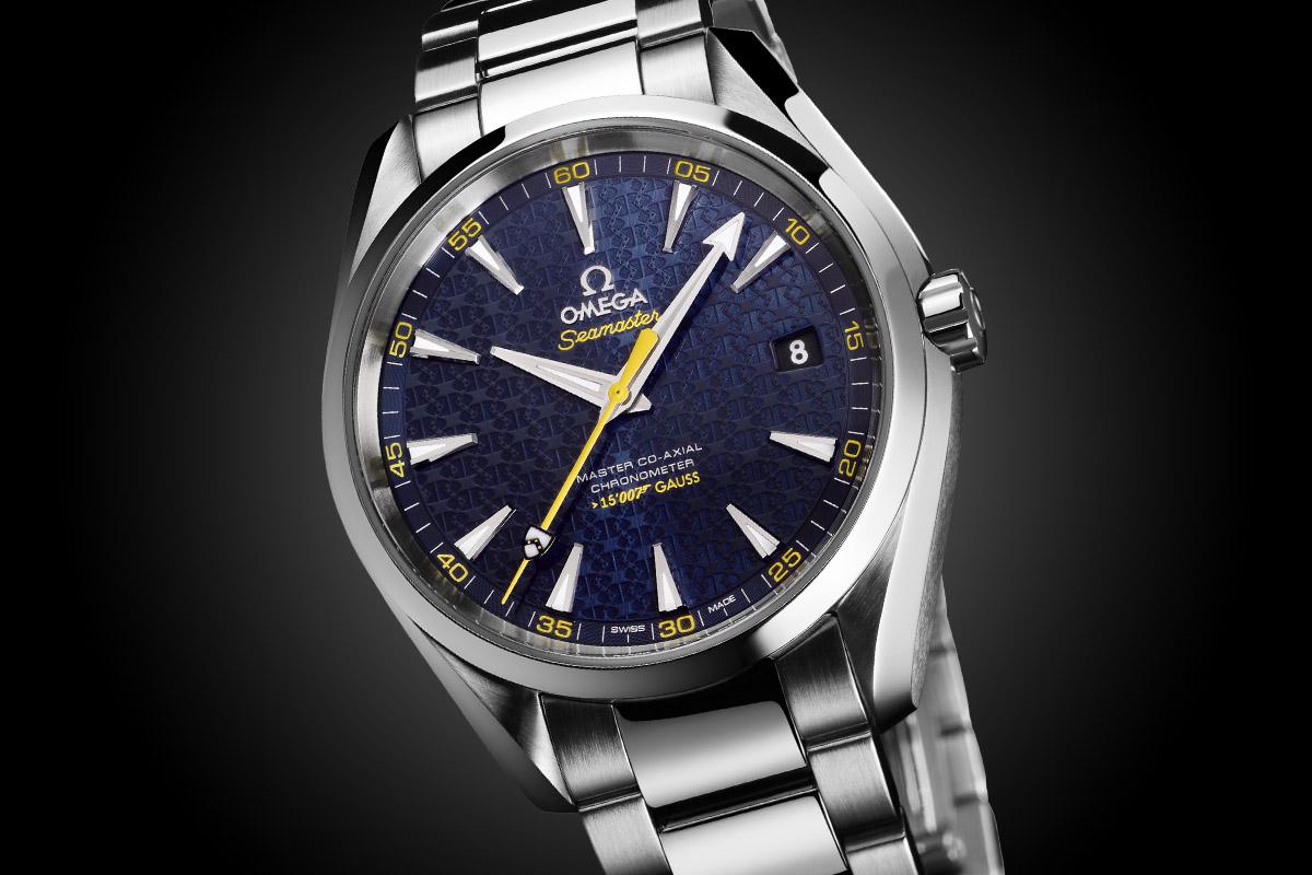 Omega Seamaster Aqua Terra 150m Master Co-Axial James Bond 007 Spectre - 2