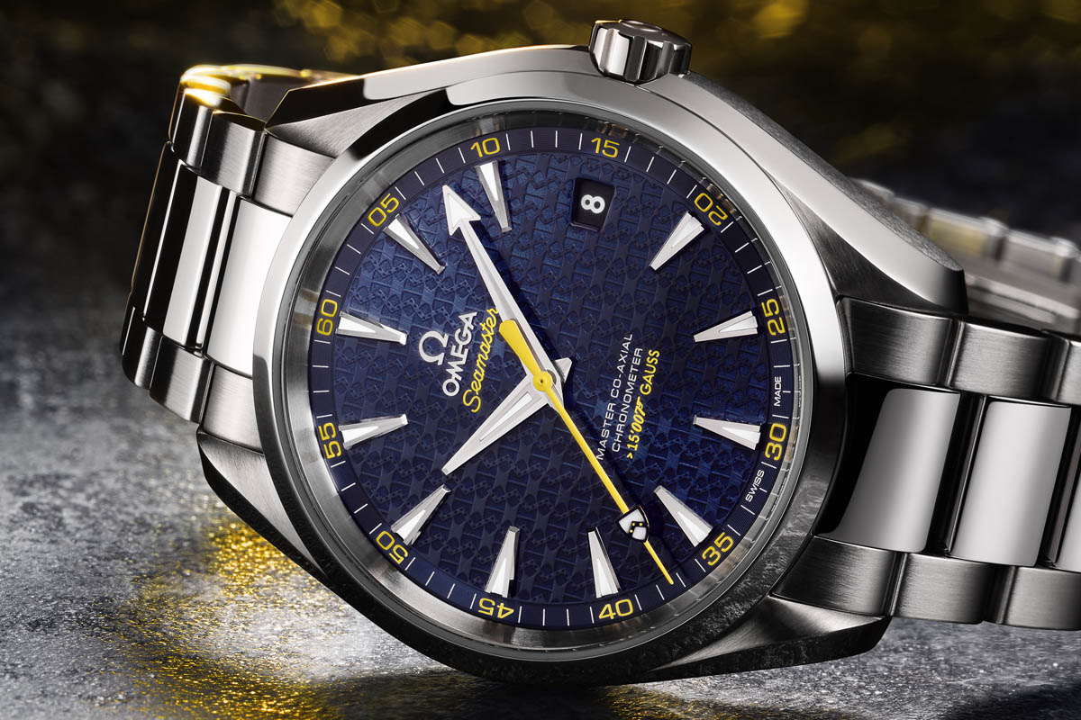 Omega Seamaster Aqua Terra 150m Master Co-Axial James Bond 007 Spectre - 3