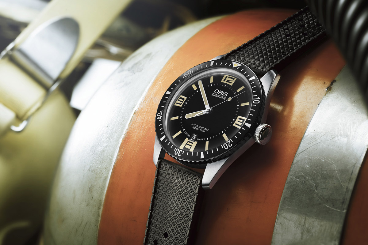 Oris Divers Sixty-Five - 1