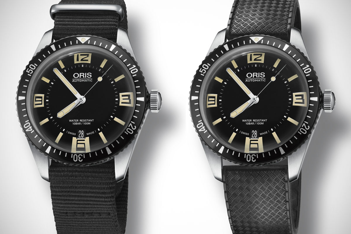 Oris Divers Sixty-Five - 2