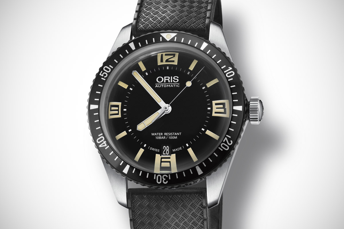 Oris Divers Sixty-Five - 5